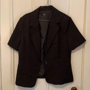 Rafaella short sleeve blazer